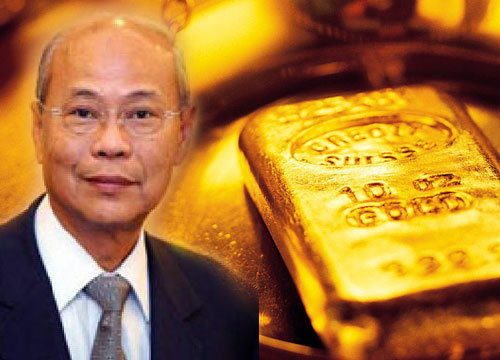 ดัชนีทองคำเพิ่มขึ้น 2 เดือนติด