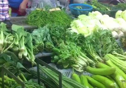 แม่ค้าเผยราคาผักส่วนใหญ่ปรับขึ้น