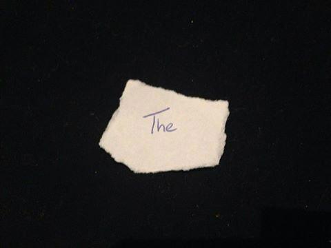 พิลึก!เศษกระดาษคำว่า'The'ประมูล3แสน
