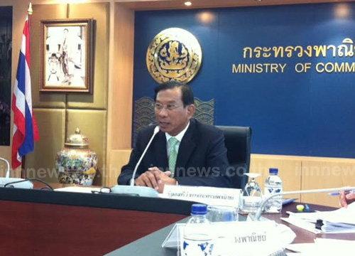 พล.อ.ฉัตรชัย ย้ำส่งออกไทยปีนี้โตได้ 4%