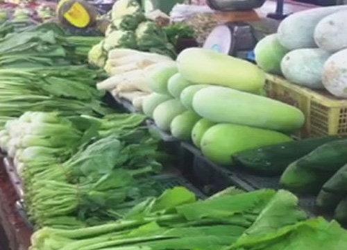 วันนี้ราคาผักสดเปลี่ยนแปลงหลายรายการ
