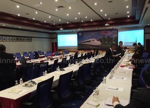 คมนาคมเตรียมความพร้อมประชุมร่วมไทย-จีน