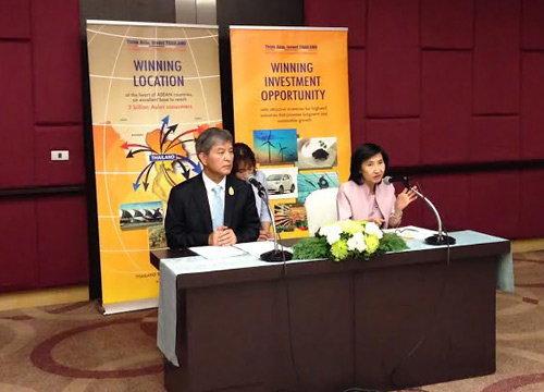 BOIเผยเกาหลีขอรับการส่งเสริมลงทุน235โครงการ