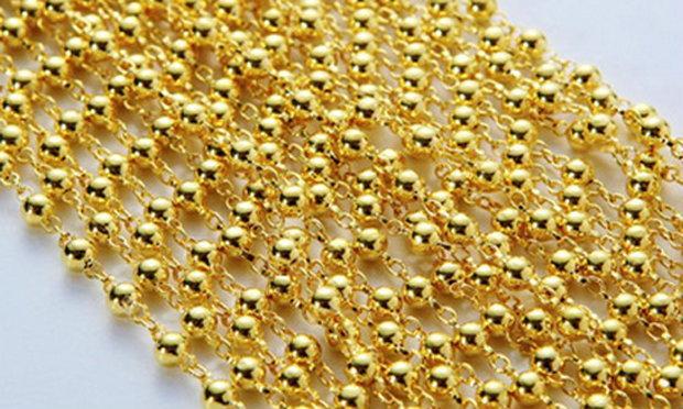 ราคาทองปรับลง50บาท รูปพรรณขายออก19,750บ.