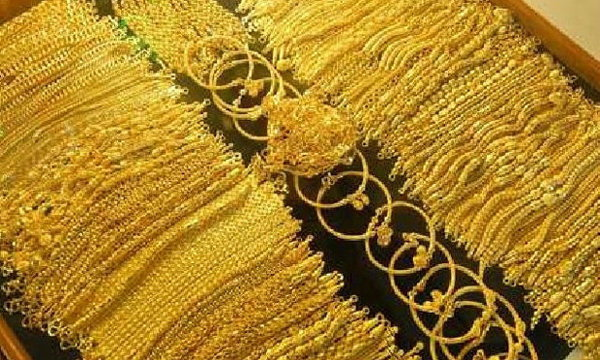 ราคาทองปรับขึ้น 100 บาท ทองรูปพรรณขายออก 19,200 บาท