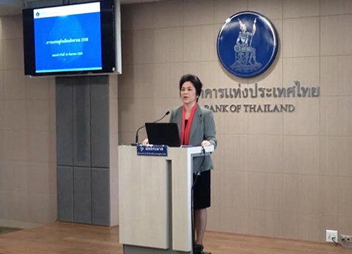 ธปท.เผยเศรษฐกิจไทยสิงหาคมยังอ่อนแอ