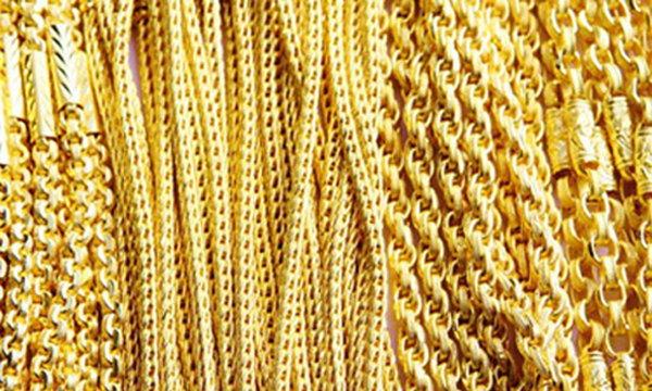 ราคาทองปรับลง 100 บาท ทองรูปพรรณขายออก 18,750 บาท