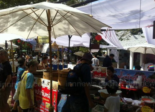 คนร่วมงานเทศกาลเที่ยวเมืองไทยวันสุดท้ายคึก