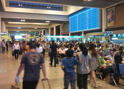 สนามบินดอนเมืองเปิดห้องรับรองพระภิกษุ