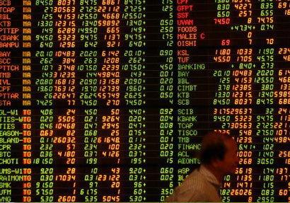 ตลาดหุ้นเอเชียร่วงกังวลข้อมูลศก.สหรัฐฯ