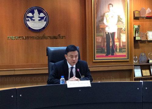 นักท่องเที่ยวต่างชาติเข้าไทย4เดือน12ล้านคน
