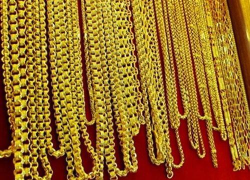 ราคาทองคำ เปิดตลาดปรับลง 50 บาท