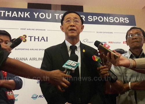 IATAมองไทยติดตลาดท่องเที่ยวในอีก20ปี