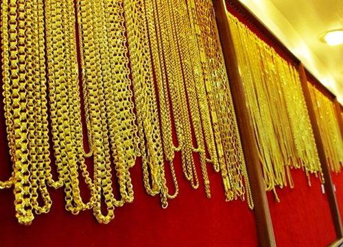 ราคาทองเปิดตลาดคงที่รูปพรรณขาย20,950บ.