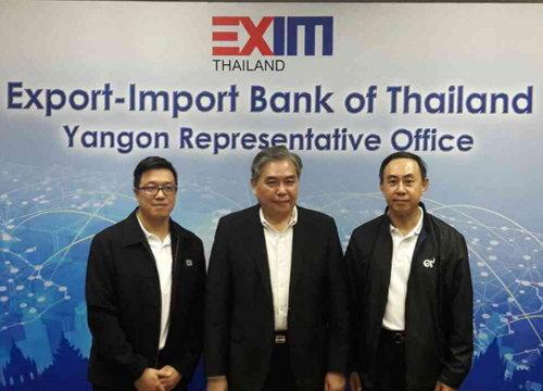 EXIM BANK รุก CLMV เปิดสนง.ผู้แทน