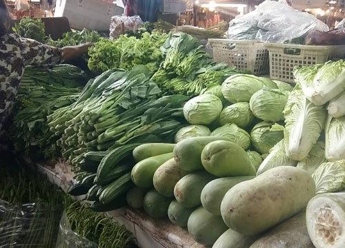 พณ.เผยวันนี้ราคาผักคะน้าลดเหลือกก.ละ25บ.