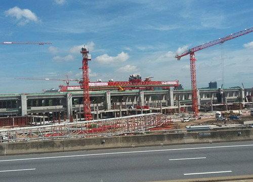 รฟท.แจงก่อสร้างรถไฟฟ้าสายสีแดงล่าช้า