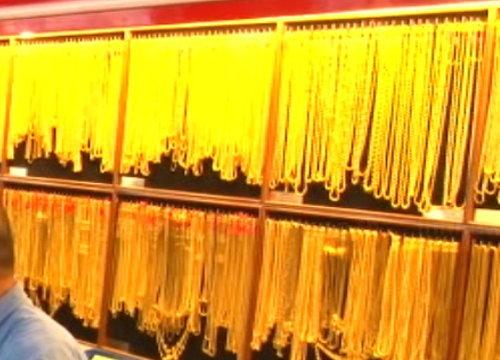 ราคาทองเปิดตลาดวันนี้ปรับลง100บ.