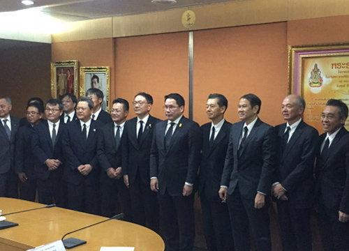 นักลงทุนญี่ปุ่นกว่า100บริษัทสนใจพท.EEC