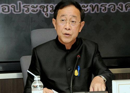 อาคมปัดตอบแหล่งที่มางบลงทุนรถไฟไทยจีน1.79แสนล.
