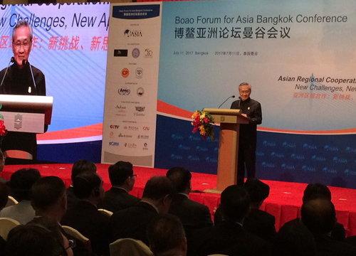 ดอนชี้ไทยเร่งพัฒนาEECเชื่อมจีนหนุนการค้า
