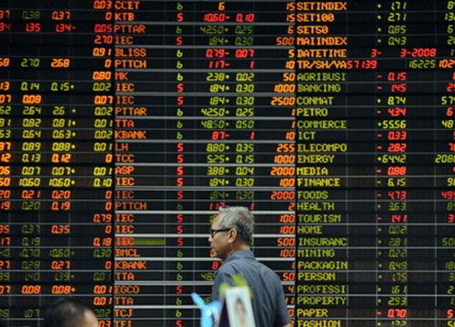 ตลาดหุ้นเอเชียปรับลงวิตกการเมืองสหรัฐ