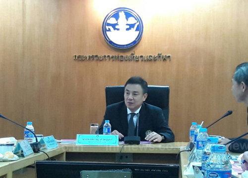 ก.ท่องเที่ยวเผยครึ่งปีต่างชาติเข้าไทย17ล.คน