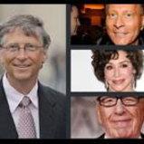 คนรวยที่สุดในอเมริกา