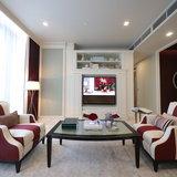 ห้องตัวอย่าง ตกแต่งโดย Chanintr Living