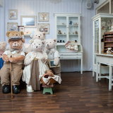 Teddy House2