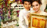 วาเลนไทน์นี้ บางรักแจกทะเบียนสมรสทองคำ-คอนโด