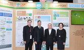 เอกอัครราชฑูตไทยประจำเยอรมนีชมบูธCPFมหกรรมอาหาร