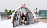 KFC ออกสินค้าใหม่ 'โดมหลบภัย' ของนักช็อปผู้อ่อนไหวกับคำว่าของถูกในวัน Black Friday