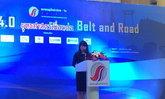 จีนแนะเร่งไทยดันรถไฟความเร็วสูงเชื่อมEEC
