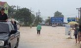 น้ำท่วมกระทบสถานที่ท่องเที่ยวเล็กน้อย