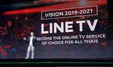 """""""Line TV"""" รุกขยายฐานผู้ชมกลุ่มแมส พร้อมเดินเครื่องดัน Original Content"""