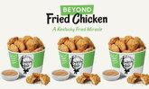 KFC เตรียมทดลองขายไก่ทอดที่ทำจากพืช ขายครั้งแรกที่สหรัฐอเมริกา
