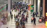 สนามบินดอนเมืองตลอดทั้งวันคึกคัก