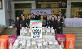 CPFมอบอาหาร-น้ำดื่มช่วยน้ำท่วมภาคใต้