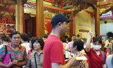 ปชช.ขอพรแก้ปีชงเทศกาลตรุษจีนต่อเนื่อง