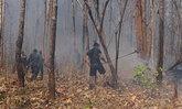 กฟผ.ร่วมเฝ้าระวังพื้นที่ป้องกันไฟป่าลำปาง