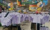ห้างสรรพสินค้าจัดโปรโมชั่นชุดนักเรียน