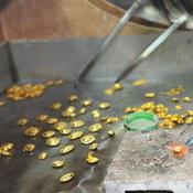 การทำทองให้มีลวดลายต่างๆ
