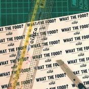 'นท เดอะสตาร์'ผุดแบรนด์คุ้กกี้'what the food'
