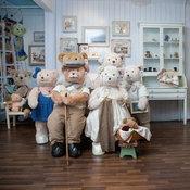 Teddy House2
