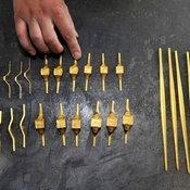 ขั้นตอนการทำเครื่องประดับทอง