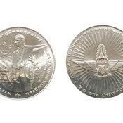 เหรียญที่ระลึกฯ 50 ปีฝนหลวง