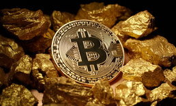 ข้อมูลจากกูเกิล ระบุคำค้นหา 'ซื้อ Bitcoin' สูงกว่า 'ซื้อทองคำ'