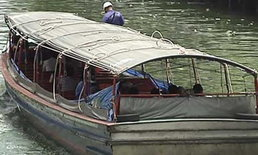 กรมเจ้าท่าขึ้นค่าโดยสารเรือคลองแสนแสบอีก 1 บาท เริ่ม 27 ม.ค.นี้