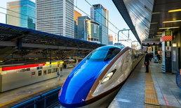 """บิ๊กนายทุน! ไทย-เทศ 31 ราย แห่ชิง """"รถไฟความเร็วสูง"""" เชื่อม 3 สนามบิน"""